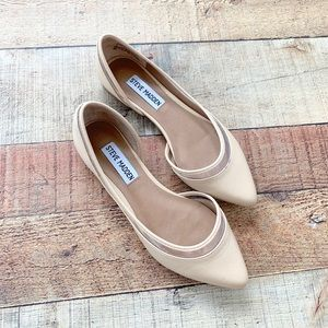 Steve Madden Crucial Pointed Flats